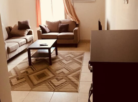 2 Br Fully/semi Furnished Apt with Balcony for Rent in Riffa - Apartments