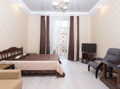 Исторический центр Минска. Современная квартира в аренду - Wohnungen