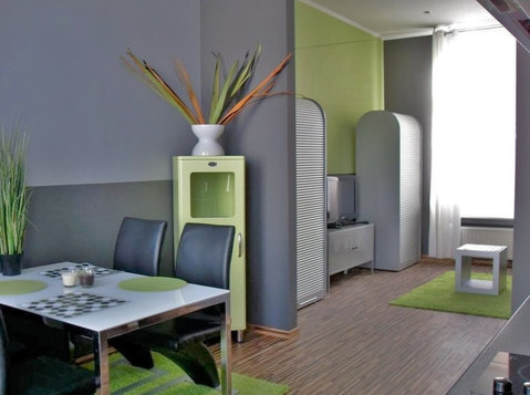 Antwerp fully furnished luxe studio - Apartments