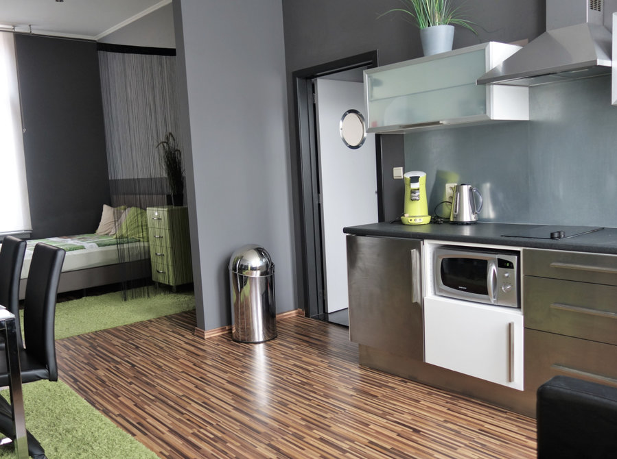 Antwerp fully furnished luxe studio: For Rent: Apartments ...