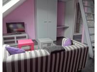 Anversa completamente arredato piatta - Appartamenti