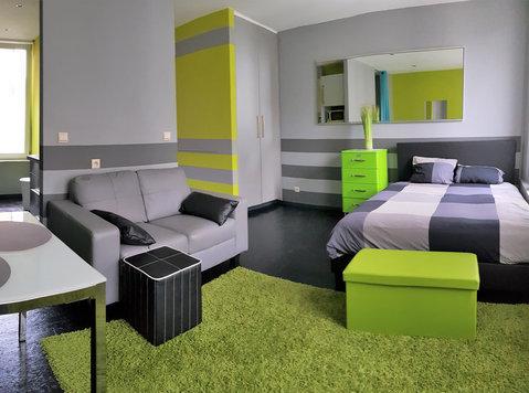 Antwerp very beautiful furnished studio - อพาร์ตเม้นท์