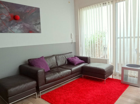 Antwerp very luxurious fully furnished apartment - Apartments