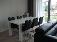 High Level Furnished New Appartment In Evere - Apartments