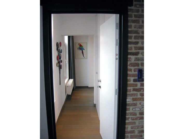 Furnished apartment (65m2) in Ghent - Apartments