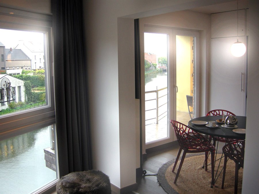 Furnished apartment 65m2 in ghent for rent apartments for Furnished apartments