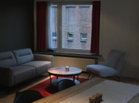 new! Furnished flat in Gent Center for rent