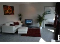 Beautiful furnished appartement close to Leuven - Apartments