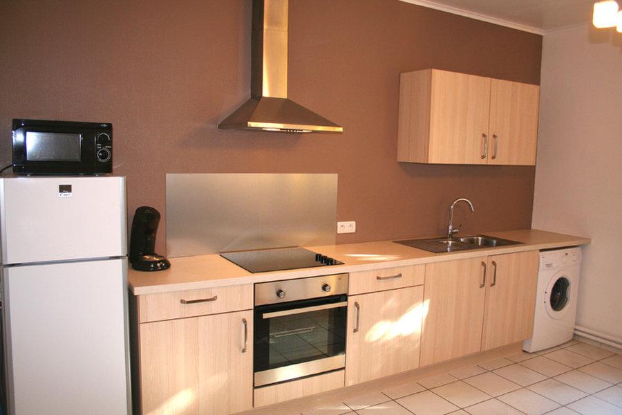 1 room furnished apartment near wavre louvain la neuve for Meuble tv wifi