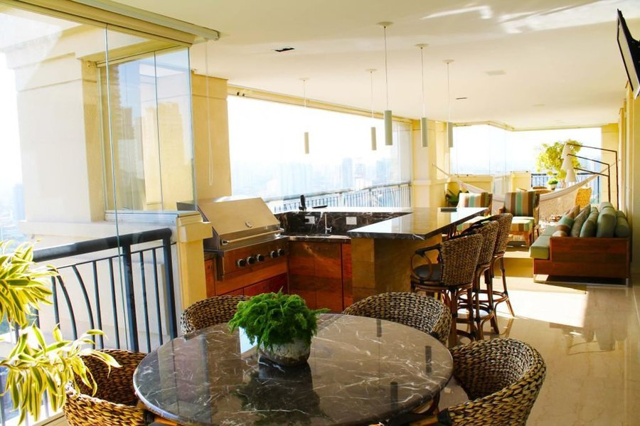 Furnished unfurnished condo penthouse 4 suites full for Apartments in sao paulo brazil