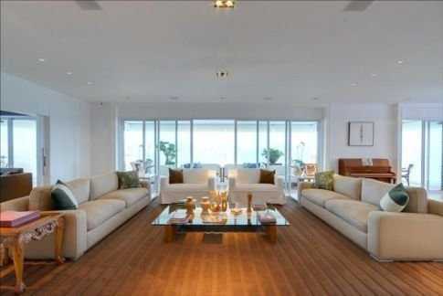 Huge condo apartment 3 suites 2 beds 7 baths full leisure for Apartments in sao paulo brazil