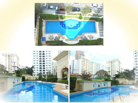 Luxury spacious 4 suites condo apartment in the Jardins Area - Pisos