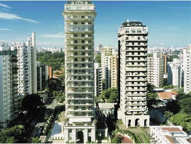 Furnished luxury 4 suites condo duplex near Ibirapuera Park - Apartments