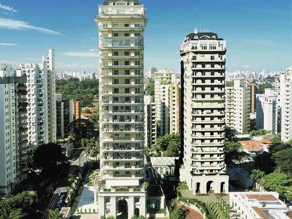 Furnished luxury 4 suites condo duplex near ibirapuera for Apartments in sao paulo brazil