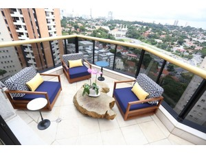 Renovated condo penthouse 4 suites and recreation area - Apartments
