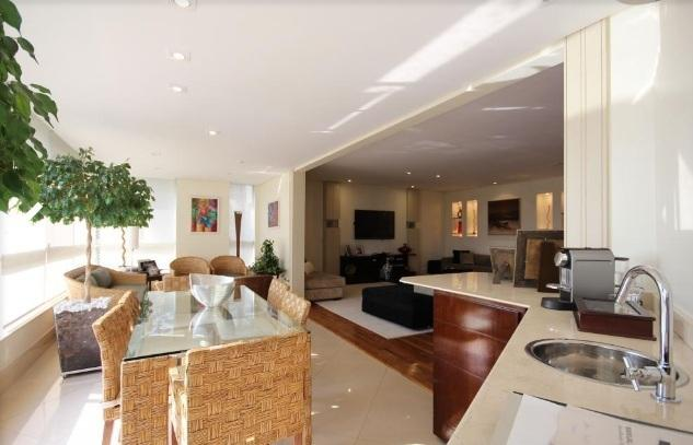 Tastefully furnished 4 suites modern apartment in itaim for Apartments in sao paulo brazil