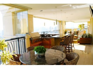 Spacious luxury condo penthouse 4 suites full leisure area - Apartamentos