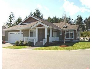Detached Winchelsea model in Craig Bay...parksville Bc - Houses