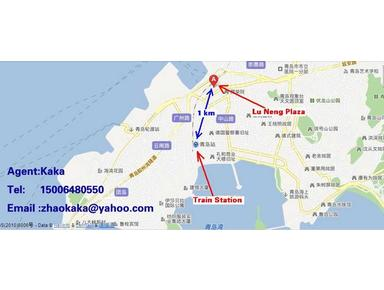 I can be your guide to Qingdao as well as your agent! - Appartements
