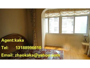 Qingdao agnet : an apartment with 2brs inTian Hong Garden - شقق