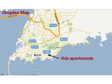 Qingdao real estate agent: let me save you money, energy and - 公寓