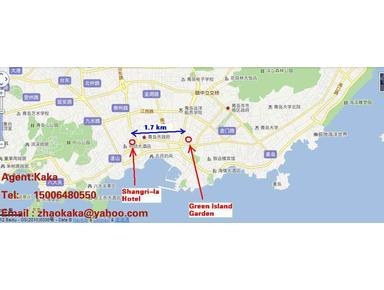 Duplex ! Prime location in Qingdao ! Close to the sea! - Häuser