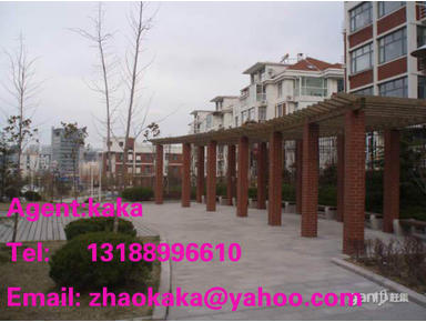 Qingdao Agent : tell you a big house for rent with a loft ! - Casas