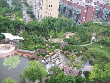 Qingdao Lu Xin Chang Chun Garden - the biggest and most beau - Rumah