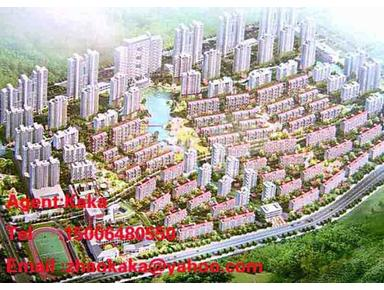 Qingdao---tell you the biggest ant the most beautiful commun - Houses