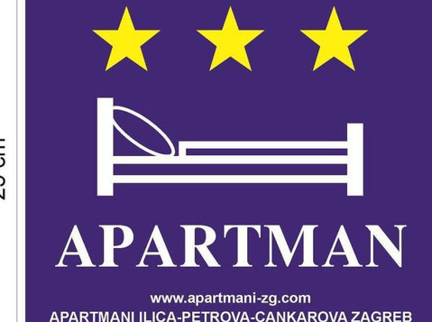 Apartnani Ilica-petrova-cankareva-grahorova - Mieszkanie