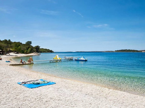 ⭐️⭐️⭐️ Apartments in Fazana Istria Croatia Brijuni Islands - Alquiler Vacaciones
