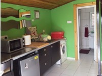 Furnished ground floor studio apartment in Kiti, Larnaca - Apartments
