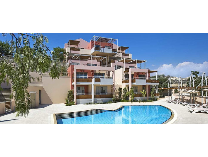 Apartments in Limassol - Апартаменти