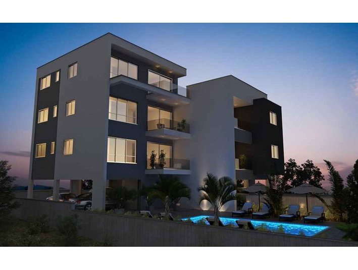 Beachside properties for sale Limassol - Apartments