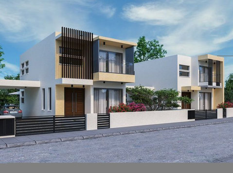 4 bedroom detached house - off plan stage - Houses