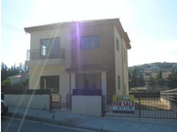 Code No: 4791 For sale 3bed house in Pyrgos - Σπίτια