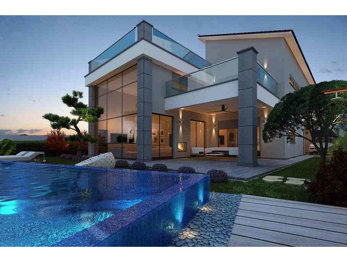 Villas Limassol - Houses