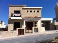 Πώληση, Βίλλα 3 υπνοδ, Λάνεια, Λεμεσός, €280.000 - Σπίτια