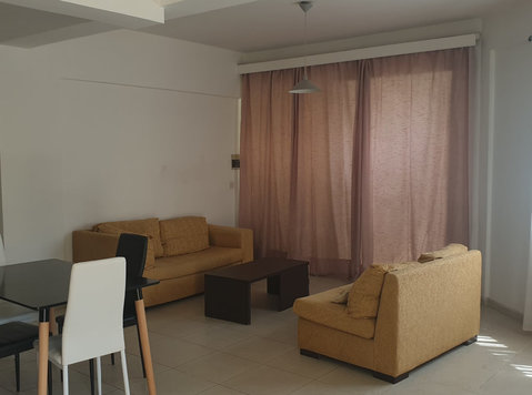 1 Bedroom Furnished Apartment near University of Nicosia - Appartementen