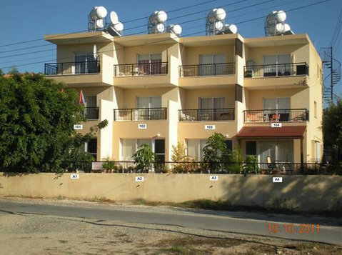 1 bedroom ground floor apartment, f/f and free internet - Apartmani