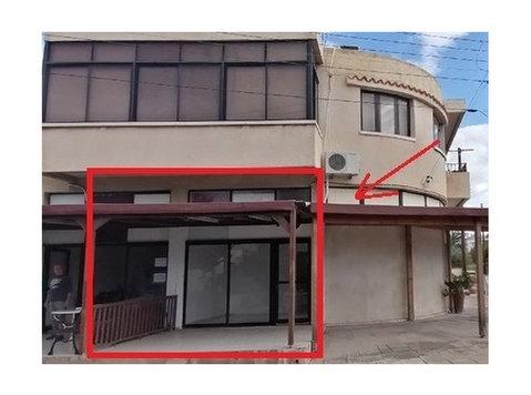 Ενοικιάζεται Γραφείο 50τ.μ  στην οδό Νεοφύτου Γεωργίου,Πάφος - Γραφείο/Εμπορικός