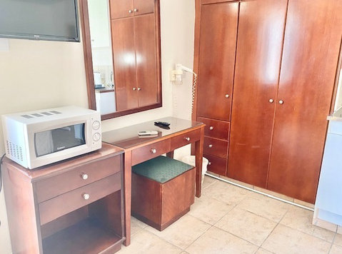 Studio fully furnished all bills included Paphos Town Centre - Serviced apartments