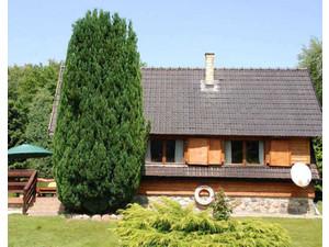 Ferienhaus max 6 Personen direkt am See in Insko (Polen) - چھٹیاں گزارنے کے لیۓ کرایے پر