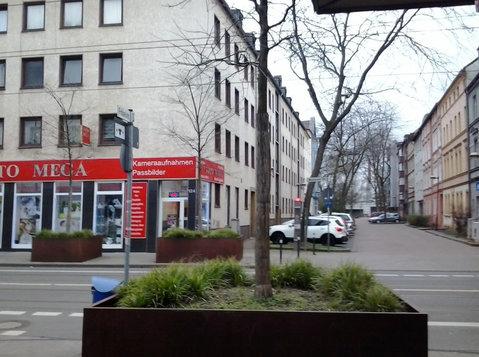2-Raum Wohnung 47053 Hochfeld in 10 min in Dusseldorf - Apartments