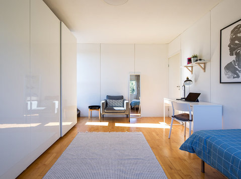 Brand new fully furnished rooms just 20 min from city center - Flatshare