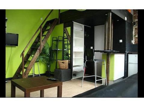 Rue Barthélémy Delespaul, Lille : 1195625 - Apartments