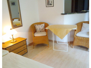 Freiburg: nice, quiet place next to train station + clinics - Aparthotel