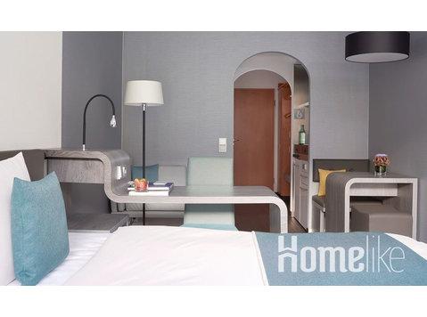 Apartamento Estudio con zona de cocina en Trendviertel… - Pisos
