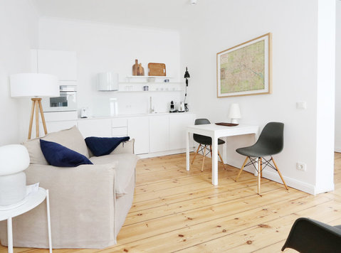 217 | Brand New Charming Apartment in Central Mitte - Apartamente