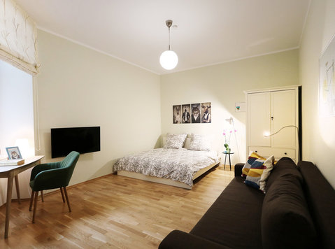 805 | Studio Apartment in central Mitte near Torstrasse - Apartments